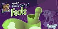 Пиратский корабль призраков | Pirate Ship of Fools