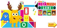 Большая музыкальная игра | Mega Music Game