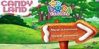 Даша путешественница | Dora Candy Land