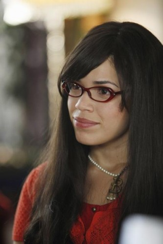 ugly betty makeover episode. ugly betty after makeover.