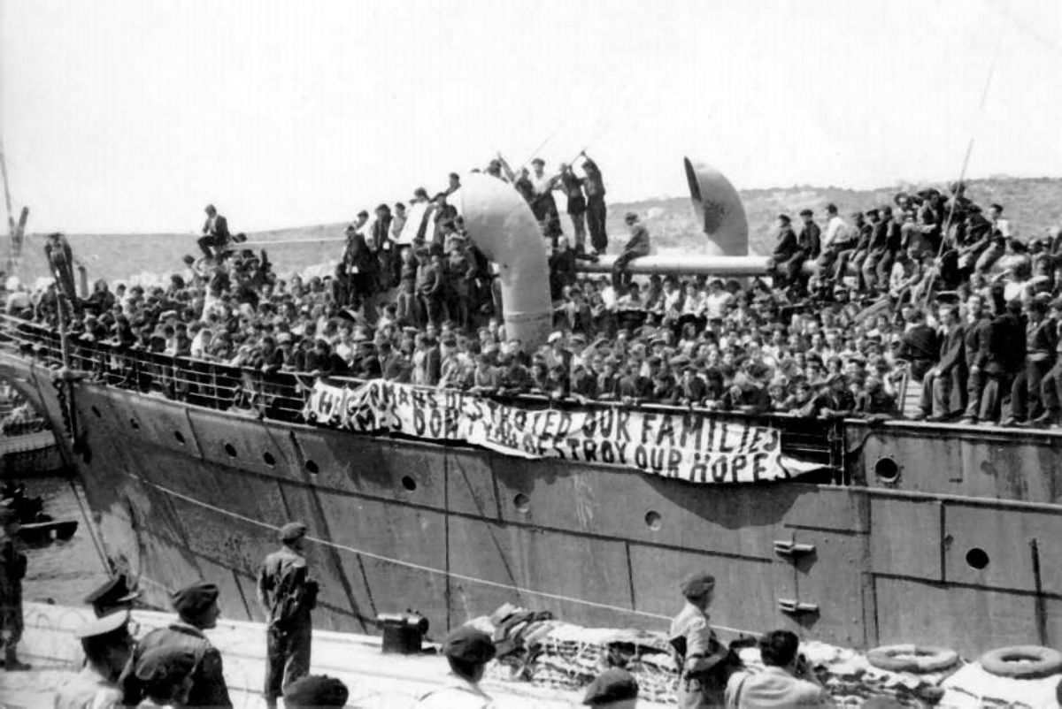 jewish state after ww2 On 14 may 1948, israel proclaimed its independence less than 24 hours later, the regular armies of egypt, jordan, syria, lebanon, and iraq invaded the country.