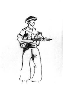 """חייל בגדוד 22 תש""""ח"""