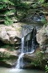 Old Mans Cave Upper Falls