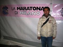 Maratón Milán (Diciembre 2007)