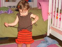 Zoe's Skirt