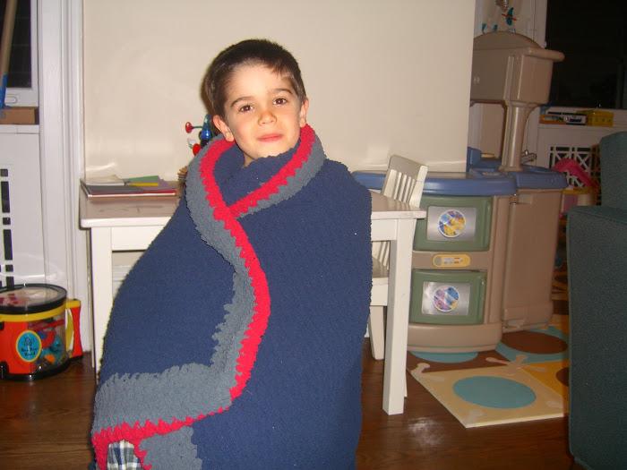 Max's Tiramisu Blanket