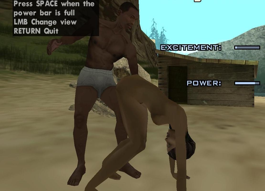Секс коди до gta san andreas секреты