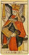 papesse tarot signification interpretation divination