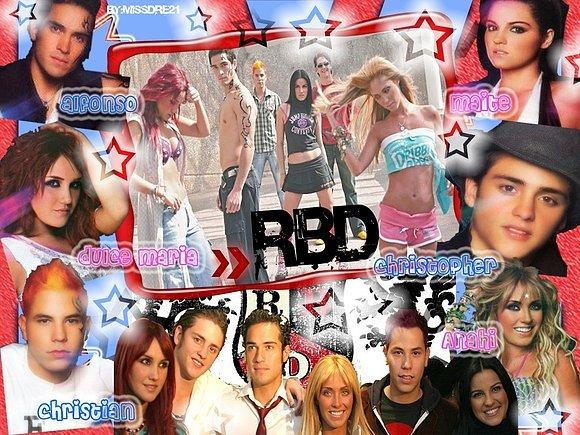 RBD.!!!!!!!!!!!