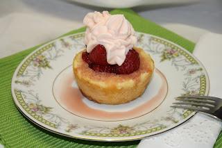 Desserts Divine: Marionberry Shortcake