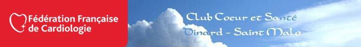 Club Coeur et Santé Dinard Saint Malo