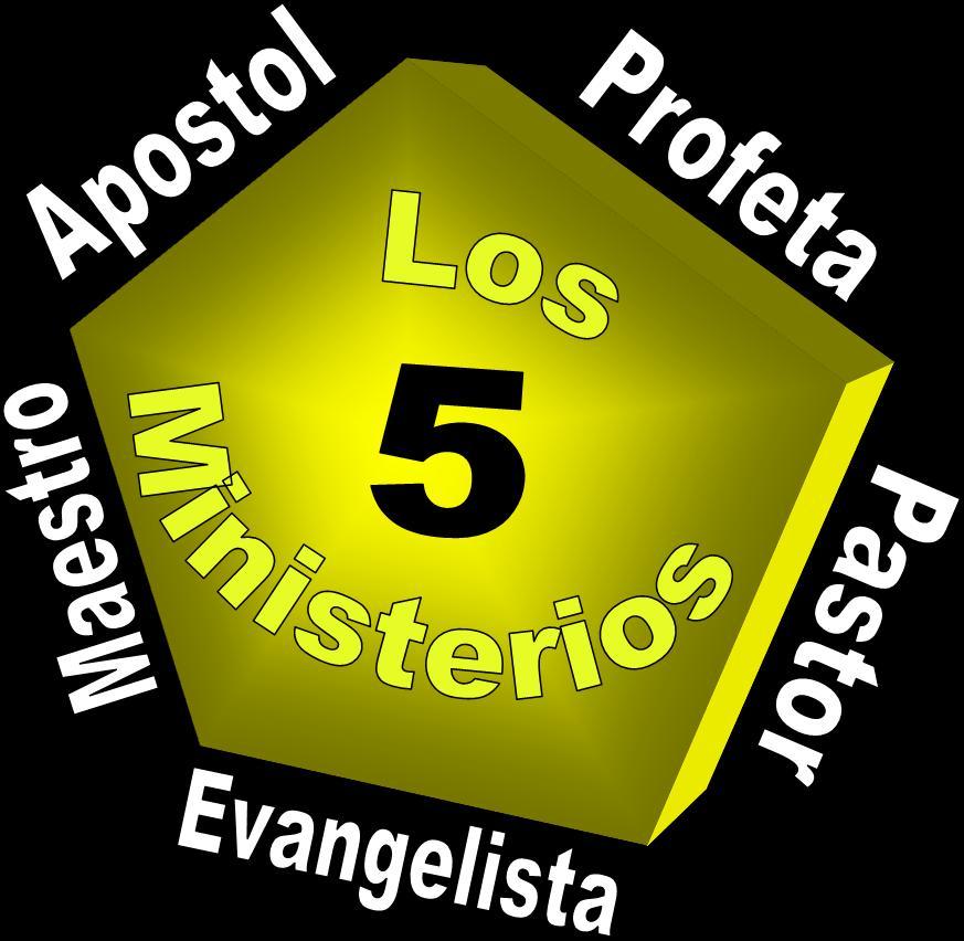 doctrina cristiana:  los 5 ministerios