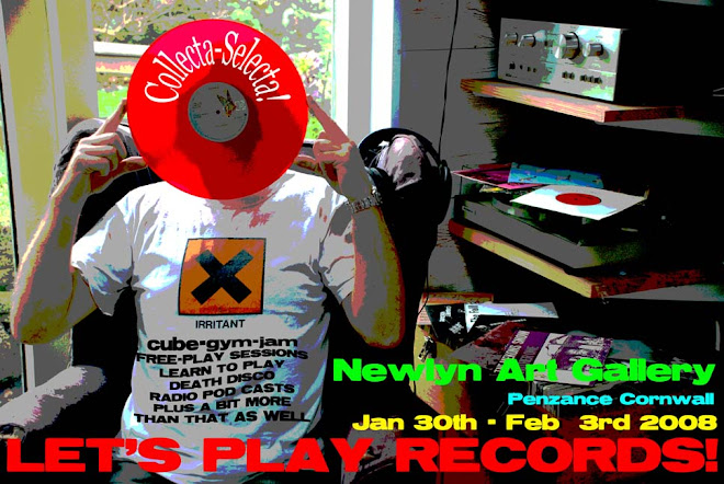 Let&#39;s Play Records: The Newlyn Art Gallery Experience