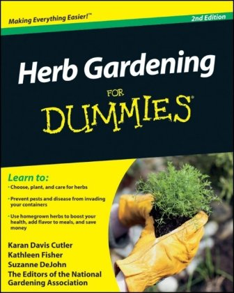 Herb Gardening for Dummies -Mantesh