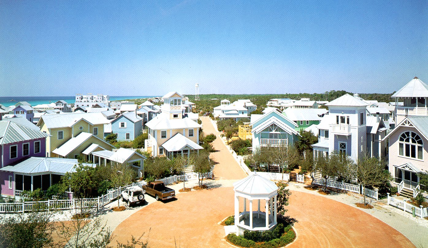 Architecture 365 days a year seaside florida for Architect florida