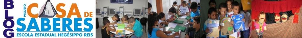 Blog do Projeto Casa de Saberes