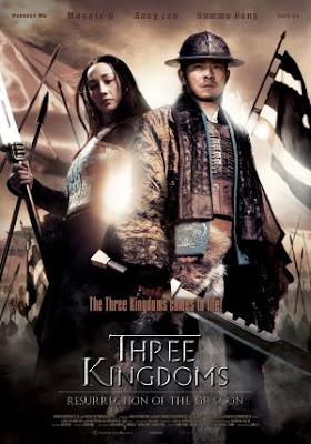 Três Guerreiros: A Ressurreição do Dragão (Dual Audio)