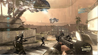 Halo 3 ODST Screenshot