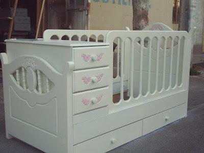 Bien Venidos, Cunas, cómodas, muebles de bebé: mobiliario infantil