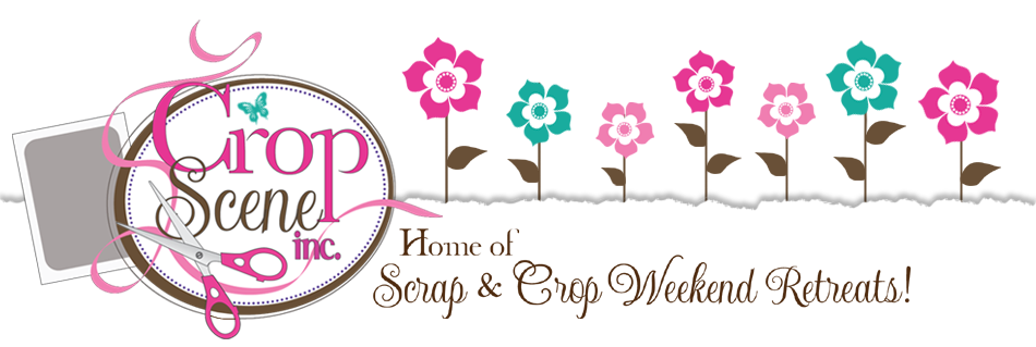 Scrap & Crop Weekend Retreats