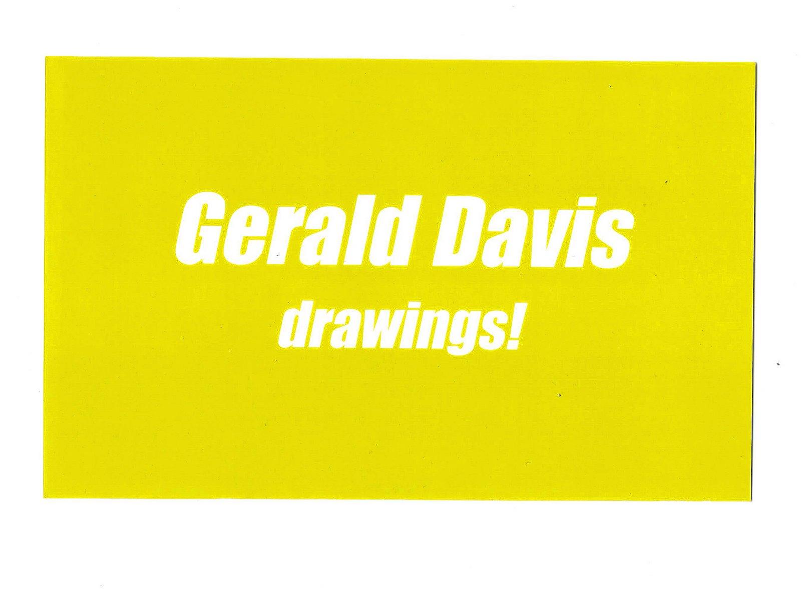 [Gerald+Davis]