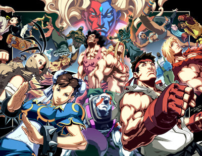 UDON announces plans for street fighter 20th anniversary
