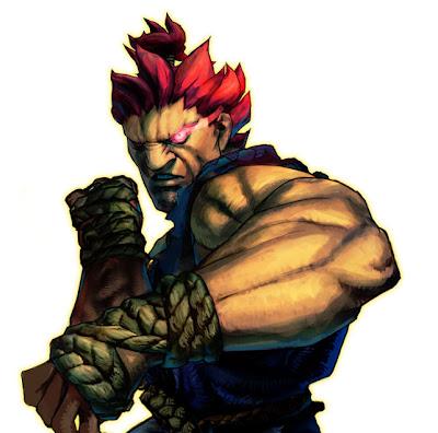 Todos los Personajes de Street Fighter