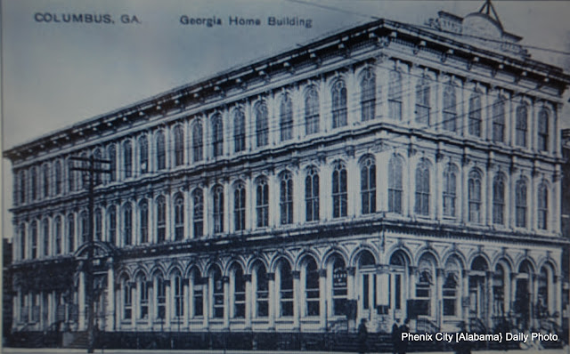Georgia Home Building Now And Then Columbus Insurance