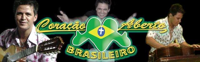Coração Aberto Brasileiro