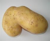 una patata rara