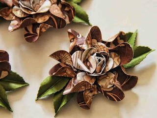 423 мастер-класса по изготовлению цветов