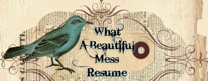 What a Beautiful Mess Resume