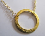 HARMONY OF THE SUN 22K Gold vermeil