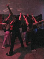 Mis alumnos y bailarines