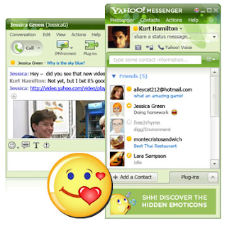 Yahoo MultiMessenger 11