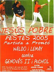JESUS POBRE 2005