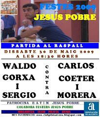 JESUS POBRE 2009