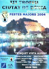III TROFEU CIUTAT DE DENIA 2004
