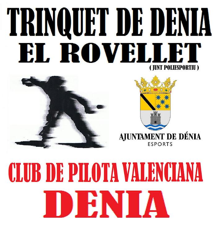 CLUB PILOTA DENIA