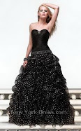 Sexy Love Heart Strapless Prom Dress  Long Item No 6276