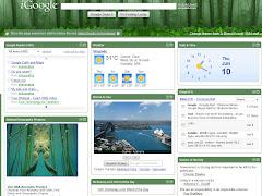 iGoogle Start page