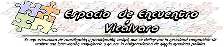 ESPACIO DE ENCUENTRO DE VICÁLVARO