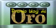 Premio Blog Oro 2