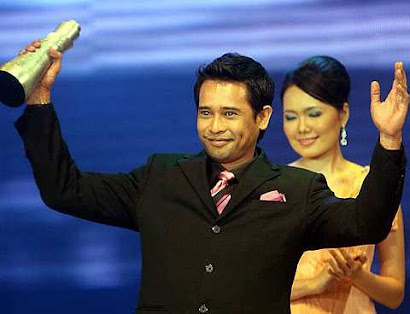 PEMENANG ANUGERAH DARI KARYA ZABIDI MOHAMED DI ANUGERAH SKRIN TV3, 2008