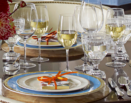 Beautiful Habitat: Holiday Entertaining - Setting the Table