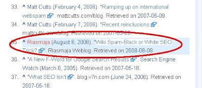 Riasmaja Weblog