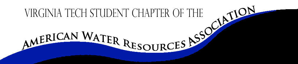 Virginia Tech  Student Chapter of the American Water Resources Association