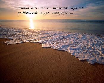 adoro la playa (L
