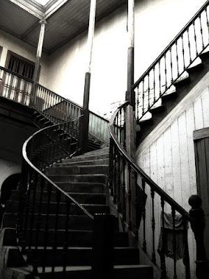 ESA ESCALERA Vieja+escalera
