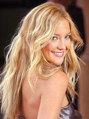 Celebrity Hairstyles Kate Hudson